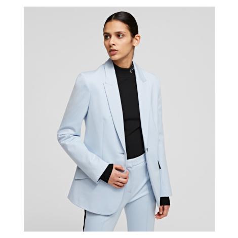 Blejzr Karl Lagerfeld Summer Punto Jacket - Modrá