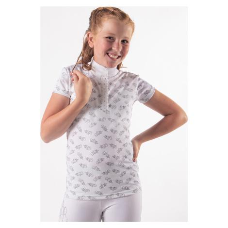 Triko Jade QHP, dětské, bílé