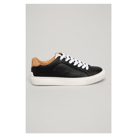 Pepe Jeans - Kožené boty