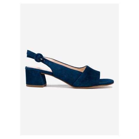 Boty na podpatku Högl Modrá