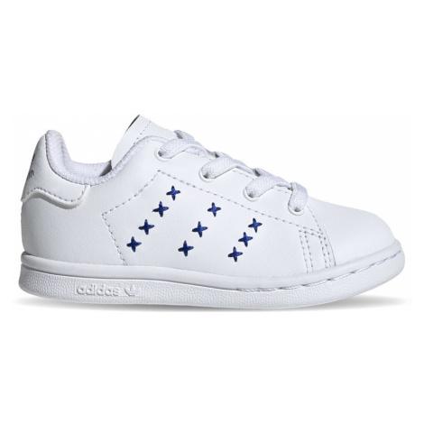 Adidas Stan Smith EL I Kids bílé EG6499
