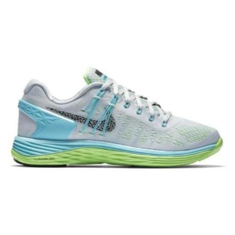 Dámské běžecké boty Nike LunarEclipse 5 Bílá / Modrá