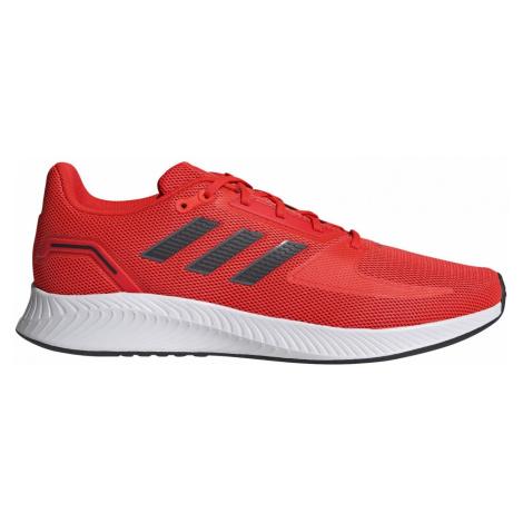 Běžecké boty adidas Falcon 2.0 Červená / Bílá