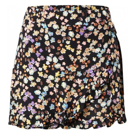 Trendyol Kalhoty černá / mix barev