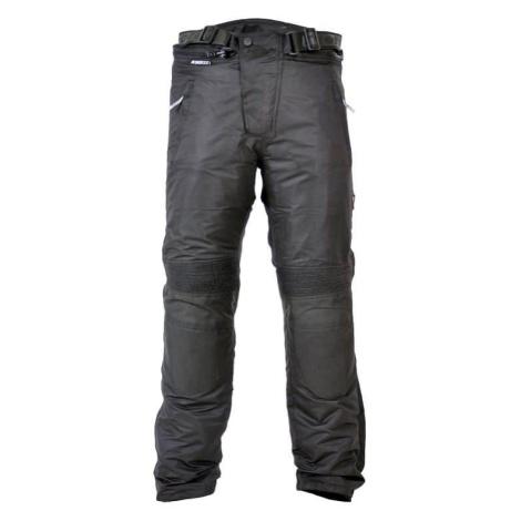 Motocyklové kalhoty ROLEFF Textile Barva černá