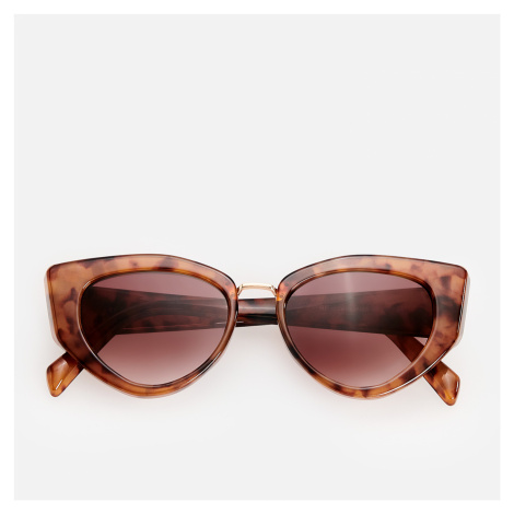 Reserved - Sluneční brýle - Hnědá