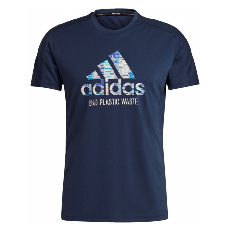 Adidas Run for the Oceans Graphic T-Shirt Mens