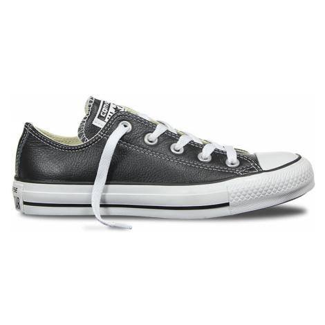 Converse Chuck Taylor Leather Black černé 132174C