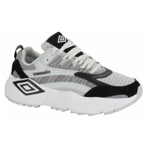 Umbro NEPTUNE černá - Pánská volnočasová obuv