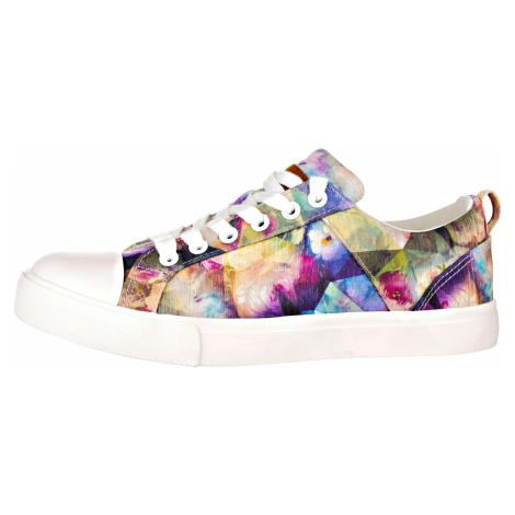 Dámská městská obuv Alpine Pro LAELIA - mix barev