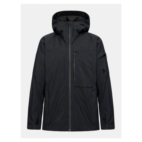 Bunda Peak Performance M Alpine 2L Jacket - Černá