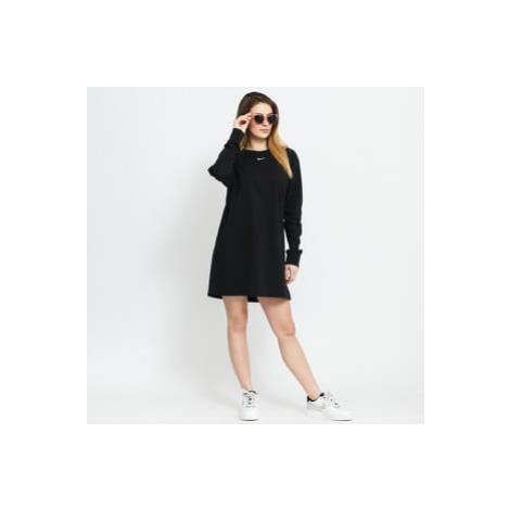 Nike W NSW Essential Dress LS černé