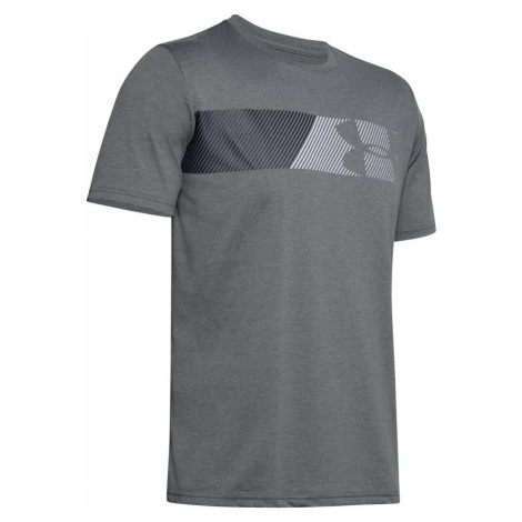 Tričko Under Armour Fast Left Chest 2.0 Šedá