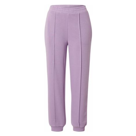NA-KD Kalhoty fialová