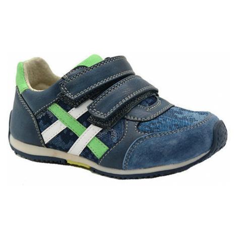 boty chlapecké celoroční, Bugga, B00145-04, modrá