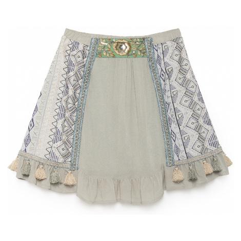 Nekane TABARCA.BL Cocoon Dámská sukně zelená