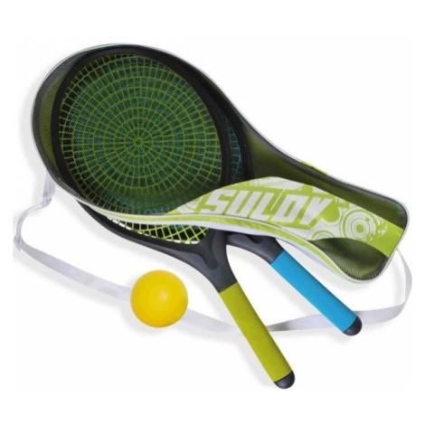 Sulov SOFT TENIS SET 2 černá - Sada na líný tenis