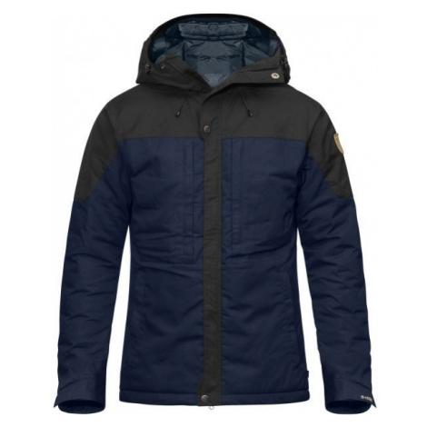 Fjällräven SKOGSÖ PADDED JACKET tmavě modrá - Pánská zimní bunda