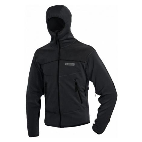 Pánská bunda Warmpeace Sneaker Powerstretch black/black