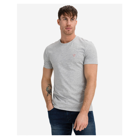 Guess šedé pánské tričko