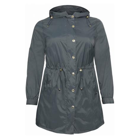 SHEEGO Přechodná bunda tmavě šedá