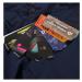 ALPINE PRO OLWENA 4 Dámské outdoorové kalhoty LPAS436602 mood indigo