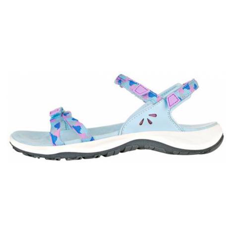 Magnusa modrá dámské sandály ALPINE PRO