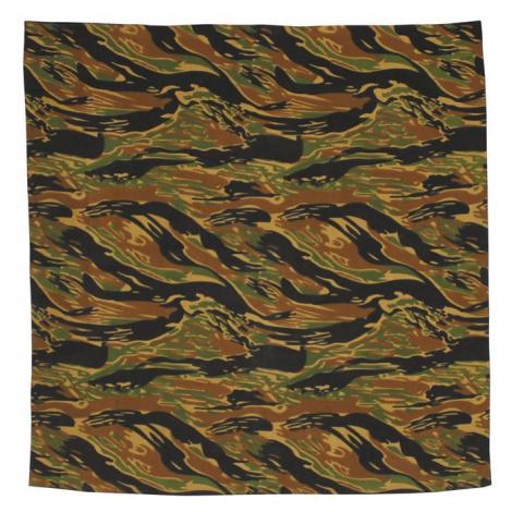 Šátek Bandana maskovací tigerstripe