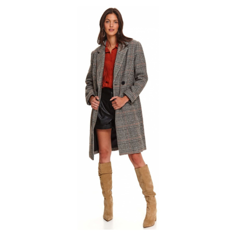 Dámský kabát Top Secret Patterned