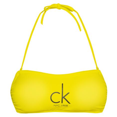 Calvin Klein Tie Back Bandeau-RP