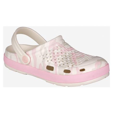 COQUI LINDO Dámské sandály 6413-577 Pearl camo
