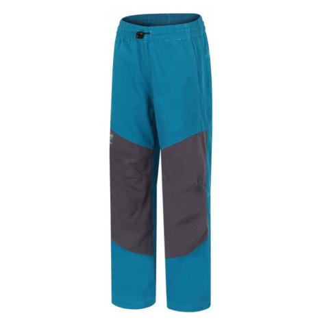 Kalhoty HANNAH Twin JR ocean depths/graphite