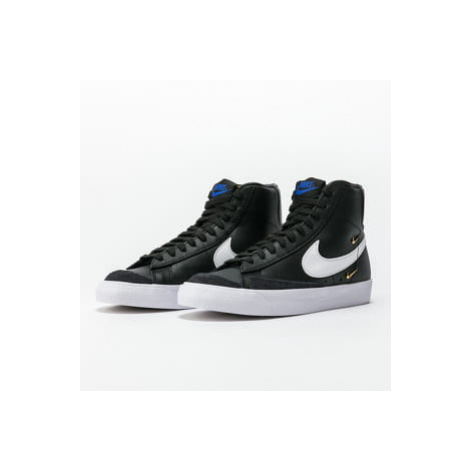 Nike W Blazer Mid '77 SE black / white - hyper royal - white