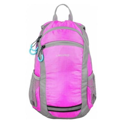 Lewro TIMMY 12 růžová - Dětský batoh