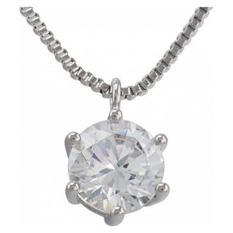 Linda's Jewelry Náhrdelník bižuterie Shiny INH006