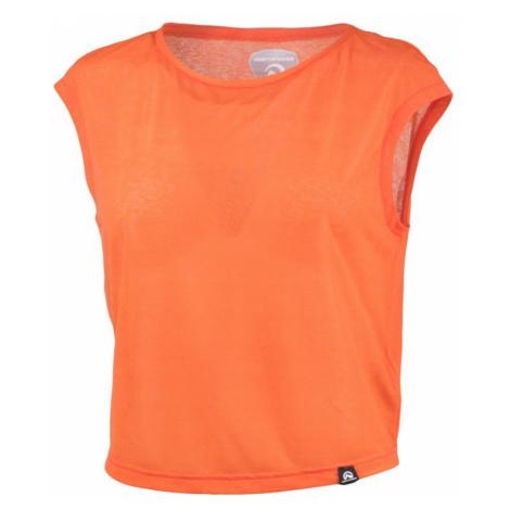 NORTHFINDER VIVIANA Dámské funkční triko TR-4373SII432 orange