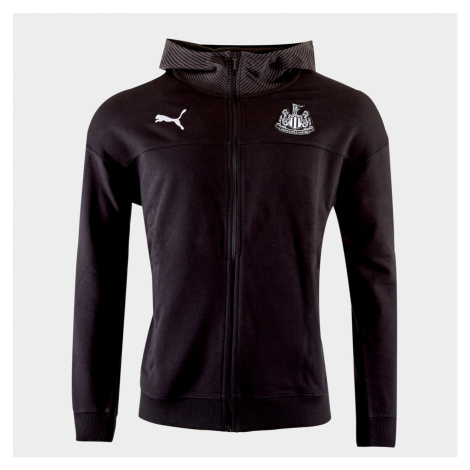 Puma Newcastle United Leisure Hoodie Mens