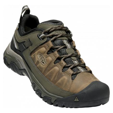 Pánská obuv Keen Targhee III WP M bungee cord/black UK