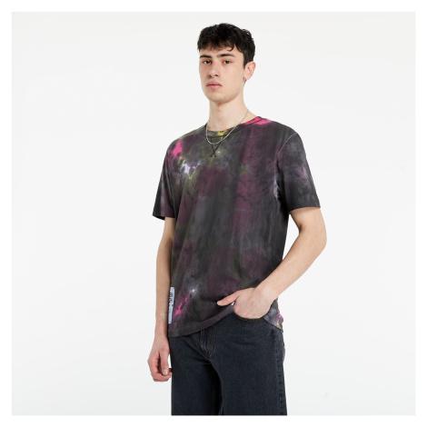 McQ Tie Dye T-Shirt Black/ Grey Mix Alexander McQueen