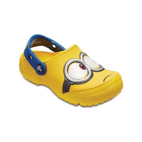 Crocs Funlab Despicable ME 3 Žlutá