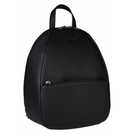 Exkluzivní dámský batoh Hexagona Paris - černý