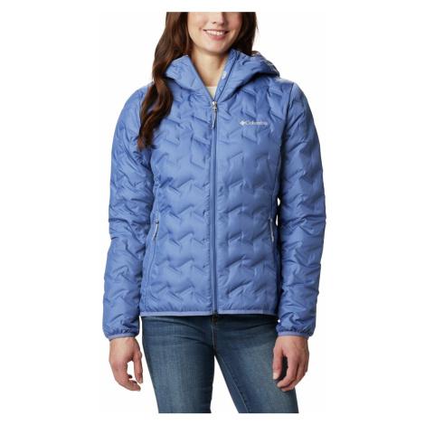 Bunda Columbia Delta Ridge™ Down Hooded Jacket W - modrá