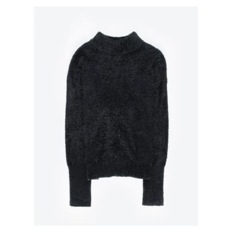 GATE Chlupatý svetr