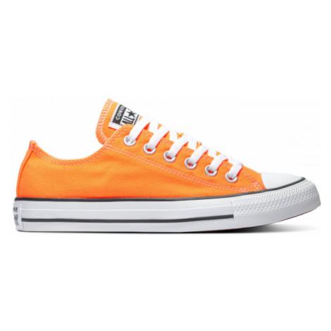 Converse CHUCK TAYLOR ALL STAR oranžová - Dámské nízké tenisky