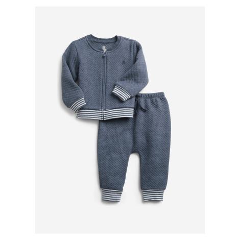 Tepláková souprava dětská GAP Modrá