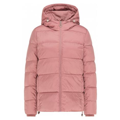 MYMO Zimní bunda starorůžová