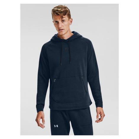 Charged Cotton® Fleece Mikina Under Armour Modrá