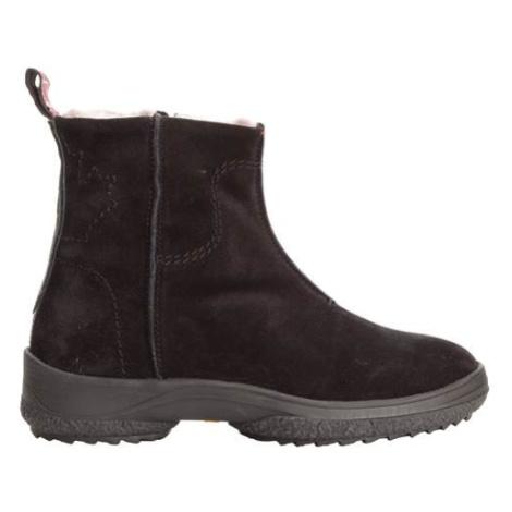 Vysoká semišová obuv s nesmyky St Lawrence Cellbes