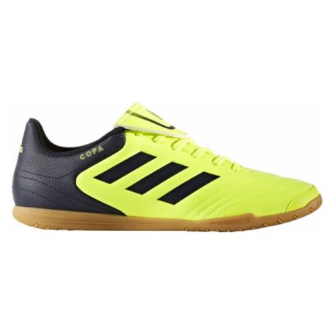 adidas COPA 17.4 IN žlutá - Pánská sálová obuv