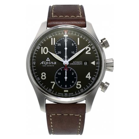 Alpina Startimer Pilot Automatic Chronograph AL-725GR4S6